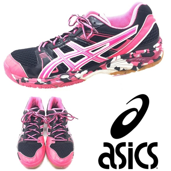 Asics Gel 1140V Women's Sz 13 Volleyball Trainers